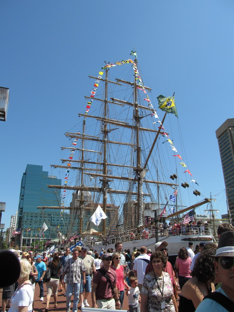 Tall Ships And 200 Years (4/6)