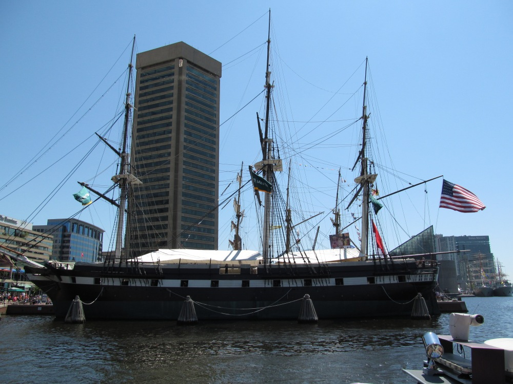Tall Ships And 200 Years (1/6)