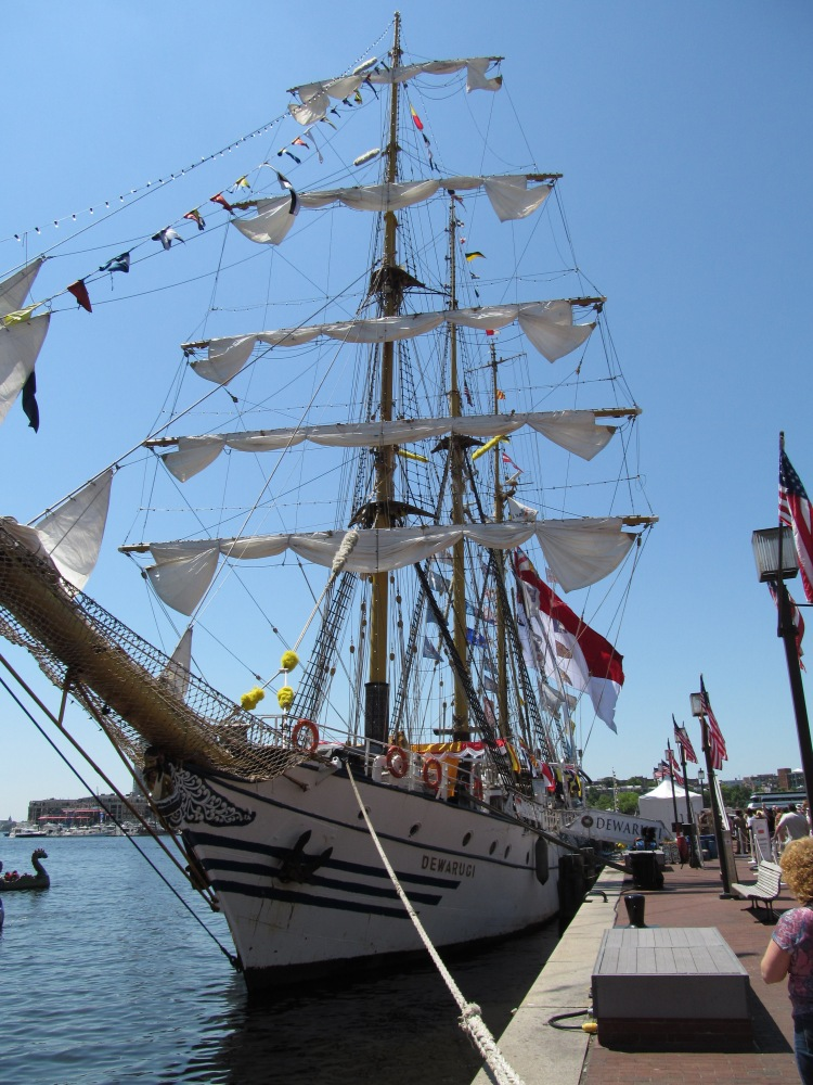 Tall Ships And 200 Years (5/6)