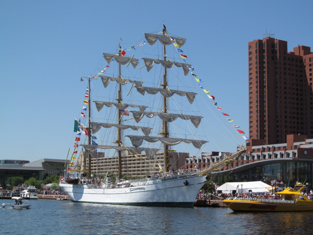Tall Ships And 200 Years (2/6)