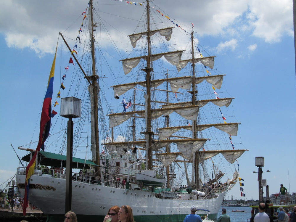 Tall Ships And 200 Years (3/6)
