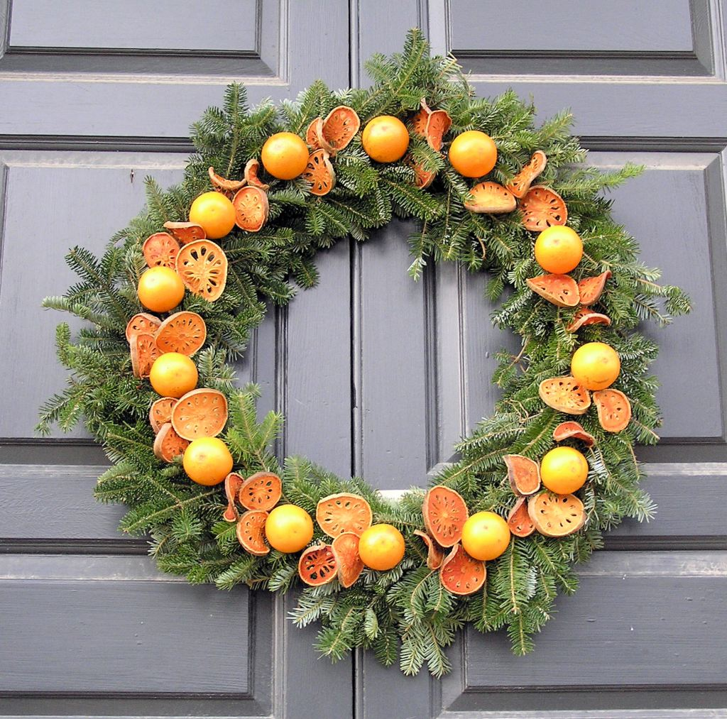 Williamsburg Wreath 2009