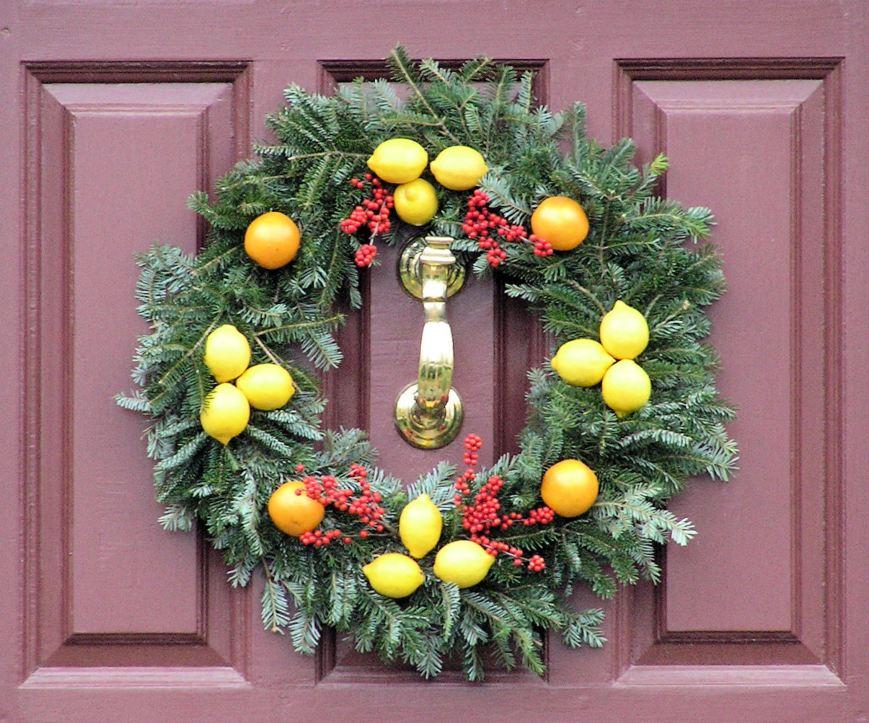 Christmas 2009, Williamsburg