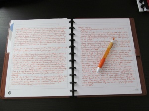 not-blank notebook
